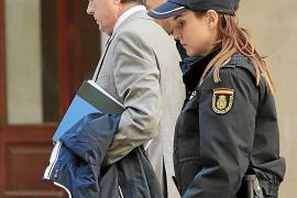 El fiscal acusa a Matas por descarte: «Era el único con capacidad de dar la orden»