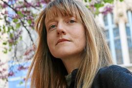 Claire O'Keefe dio una charla en 'Trobades amb...', en CaixaForum Palma