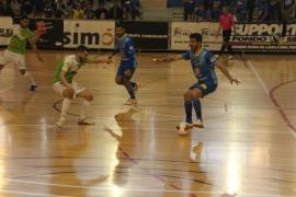 Tropiezo del Palma Futsal en Peñíscola