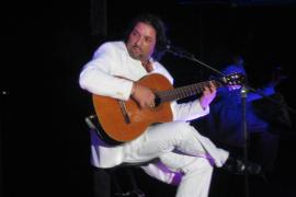 Toni Cruz, recital de guitarra española en el Syndicate Club
