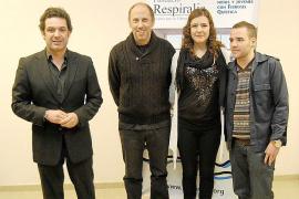 Presentación del vídeo clip 'Dalo todo' de la Fundación Respiralia