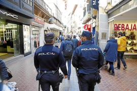 Piden un año de cárcel por agredir a un policía en un centro comercial de Palma