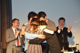 Los mejores estudiantes de Biología de España se eligen en Palma