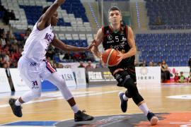 El Iberojet Palma acelera hacia el playoff