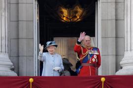 Isabel II no podría hacer su trabajo sin el duque, según su nieto Enrique