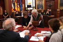La Policía comienza a notificar este martes a los 3.825 seleccionados para las mesas electorales de Palma