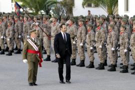 Bauzá cumple su sueño y será reservista del Ejército español