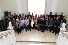 Estudiantes de Estudios Ingleses de la UIB atenderán a turistas víctimas de delitos