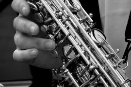 Palma Jazz Quartet da un concierto en el Blue Jazz Club