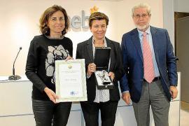 La Associació Balear d'Agroturisme entrega sus Siurells de Plata