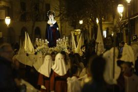Semana Santa 2019: Procesión del Martes Santo en Palma
