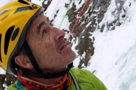 Muere el escalador Carlos Tudela