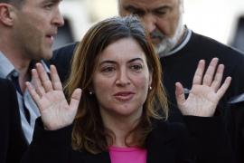 Alicia Gámez: «Mi felicidad será completa cuando regresen Albert y Roque»