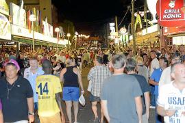 Entran en vigor las nuevas sanciones contra el turismo de borrachera en Palma