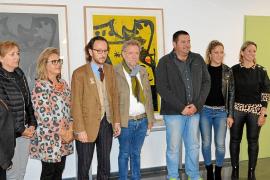 La subasta de obras de Joan Miró deja 78.000 euros en solidaridad por la 'torrentada' de Sant Llorenç