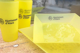 Alaró declara la guerra al plástico
