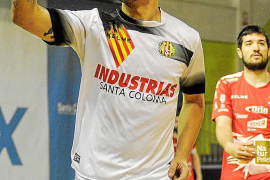 Ximbinha será el sustituto de Paradynski en el futuro Palma Futsal