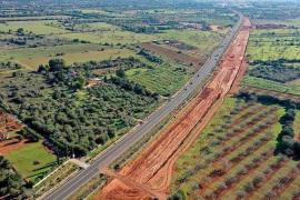El GOB acusa al Consell de «esconder información» sobre la autopista de Campos
