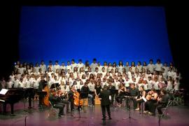 Concierto de Pascua en el Auditori d'Alcúdia a cargo de l'Escola de Música