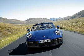 Llega la versión Cabriolet del nuevo Porsche 911