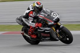 Lorenzo abre el curso con el mejor  tiempo en Sepang por delante de Pedrosa