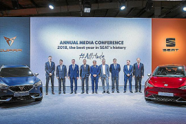 SEAT lanzará seis modelos eléctricos, híbridos enchufables y nueva plataforma