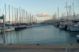 Otoño en Puerto Pollensa