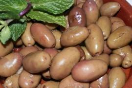 Olives Trencades ben Mallorquines