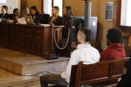 El acusado de matar a un joven en Ibiza la Navidad de 2017 niega el homicidio
