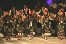 La competición internacional Mallorca World Folk Festival recala en el Teatre Xesc Forteza