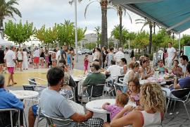 Más del 80 % de los 'alcudiencs' considera «insoportables» los impactos del turismo