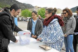 La policía de Santa Margalida, en contra de celebrar la consulta sobre la república en la plaza