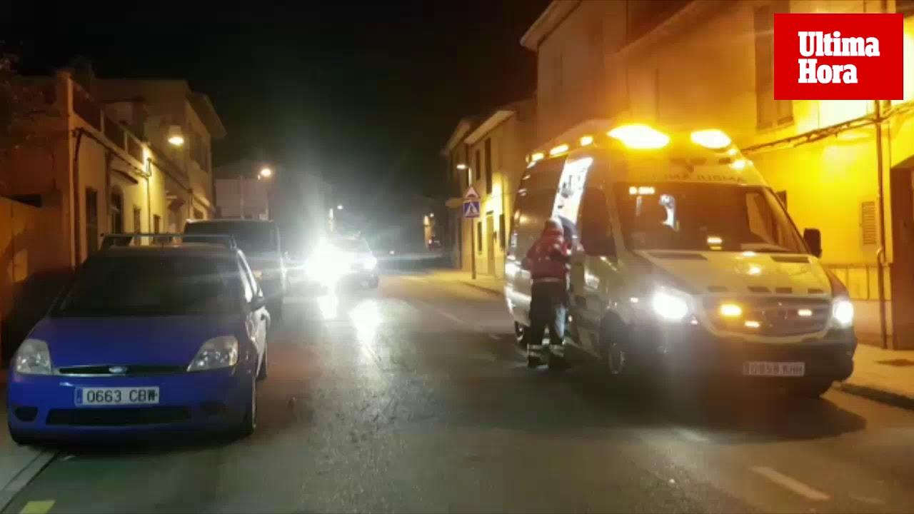 Un ciclista, atropellado por un vehículo en Andratx