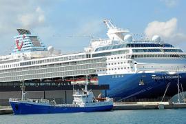 El crucero 'Marella Explorer 2' debuta para TUI en Palma