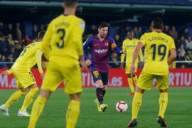 El Barcelona trunca con dos goles sobre la hora la remontada local