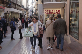 Isern quiere que los barrios de Palma sean «centros comerciales abiertos»