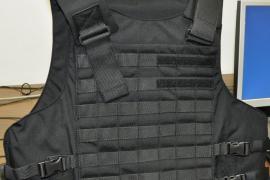 Nuevos chalecos antibalas para la Policía Local de Palma