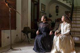 El hipnótico montaje de danza 'Las Hermanas verán' se representa en el Teatre Principal de Palma