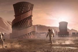 Así serán nuestras futuras casas en Marte