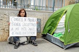 Cristina, cinco años de lucha para recuperar a su hijo