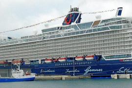 El crucero más nuevo