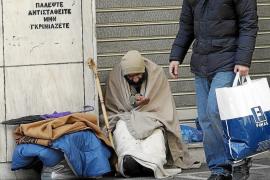 Grecia dará vales de comida en los colegios para frenar la desnutrición
