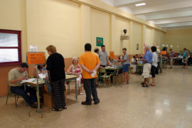 Un total de 801.595 baleares podrán votar en las elecciones autonómicas del 26 de mayo
