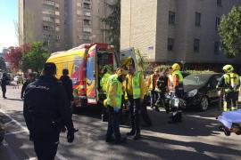 Un fallecido en un incendio en Madrid podría sufrir síndrome de Diógenes