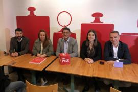 Negueruela avanza que el tema estrella de la conferencia política del PSIB-PSOE será la sostenibilidad de Baleares