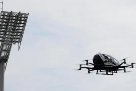 Despega el primer taxi volador para revolucionar la movilidad urbana