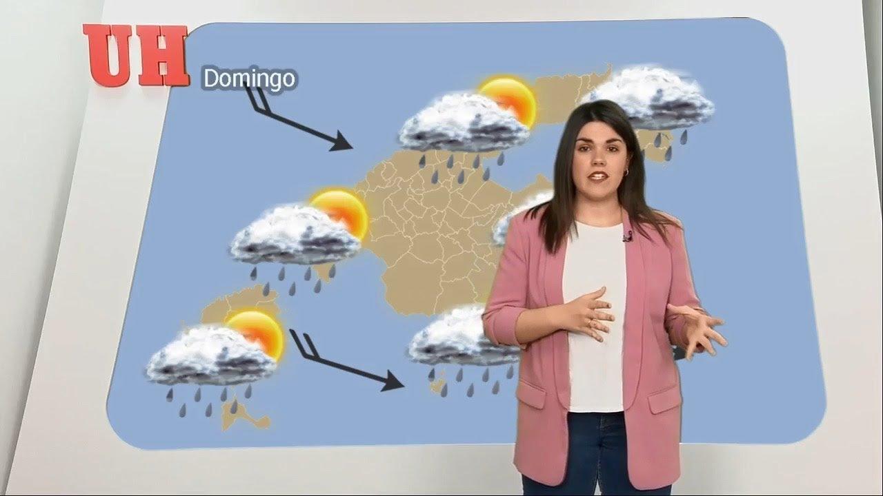 El tiempo en Mallorca: Inestabilidad para el fin de semana