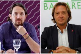 Pablo Iglesias y Jorge Campos, no todo son diferencias