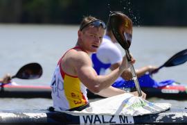Marcus Cooper Walz, a la final del selectivo de K4 500 metros