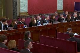 Un comisario de confianza de Trapero da inicio a nueva sesión en el Supremo